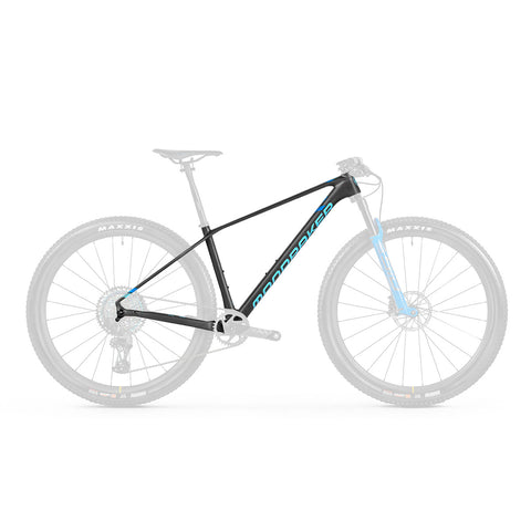 Mondraker - PODIUM CARBON RR SL Frame Kit in Carbon / Blue (FRAME KIT | 2021) - ZEITBIKE