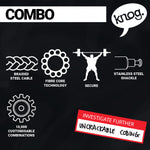 Knog - Party Combo - Cable Lock