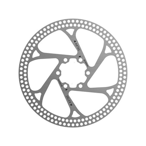 Aztec - Stainless Disc Rotor - ZEITBIKE