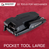 SIGMA Tools - POCKET TOOL LARGE - ZEITBIKE