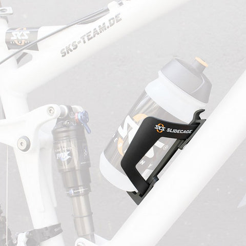 SKS - Bicycle Drinking Bottle Cage - Slide Cage - ZEITBIKE