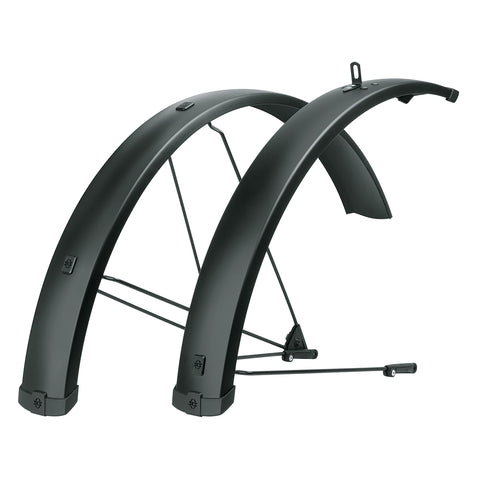 SKS - Bike Fender Set - Bluemels 75 U - Black Matte - ZEITBIKE