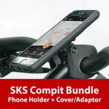 SKS - Compit Bundle (Phone Holder w/ Phone Cover) - ZEITBIKE