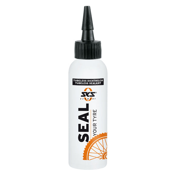 SKS - Bike Liquids - Seal Your Tire. 4.2 oz Bottle - ZEITBIKE