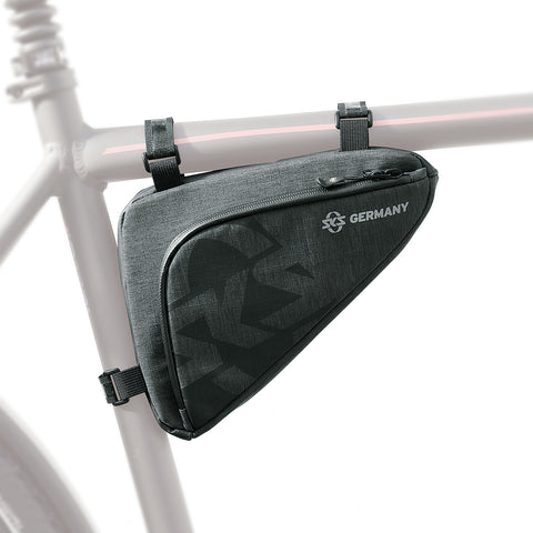 SKS - Bicycle Bag - Traveller Edge - Frame Bag with Large Storage Space - ZEITBIKE