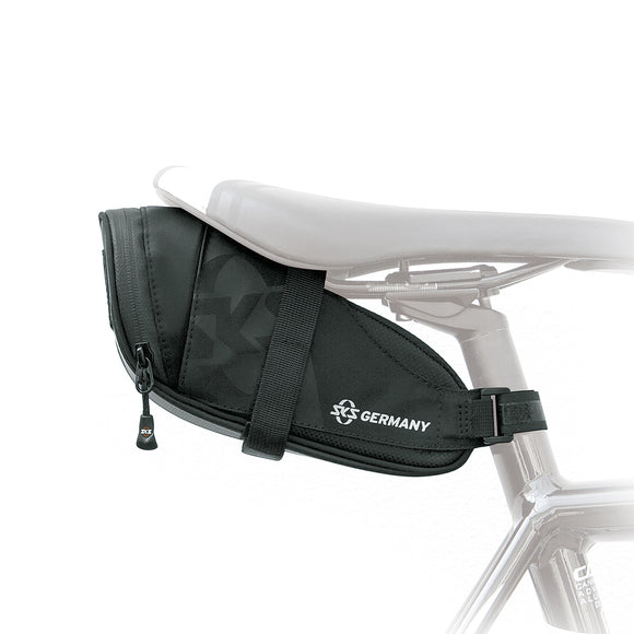 SKS - Bicycle Bag - Racer Straps 800 - Saddlebag with a Hook and Loop Fastener - 800ml Capacity - ZEITBIKE