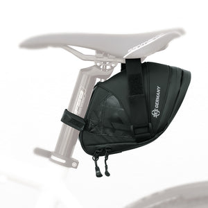SKS - Bicycle Bag - Explorer Straps 1800 - Saddlebag with a Hook and Loop Fastener - 1800ml Capacity - ZEITBIKE