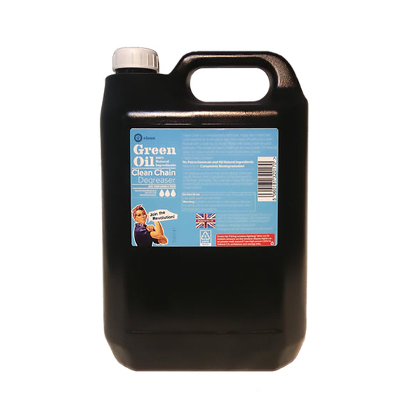 Green Oil - Clean Chain Degreaser Jelly - 5000ml - ZEITBIKE