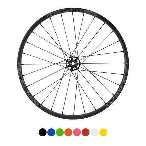 "SPINERGY LX 650b/27.5"" Front Wheel for MTB Bikes - ZEITBIKE"
