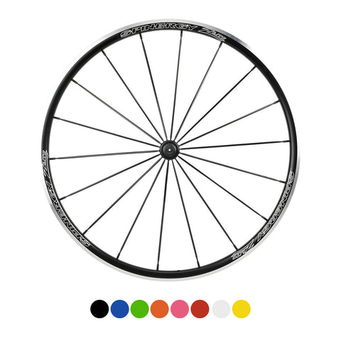 SPINERGY Z Lite 700c Front Wheel for Road Bikes - ZEITBIKE