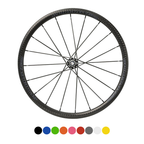 SPINERGY Stealth FCC 3.2 700c Rear Wheel for Road Bikes - ZEITBIKE