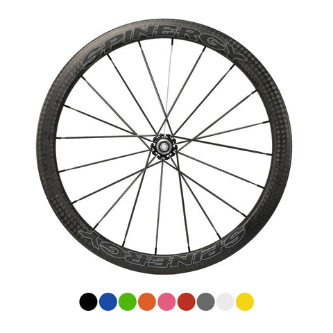 SPINERGY Stealth FCC 4.7 700c Rear Wheel for Road Bikes - ZEITBIKE