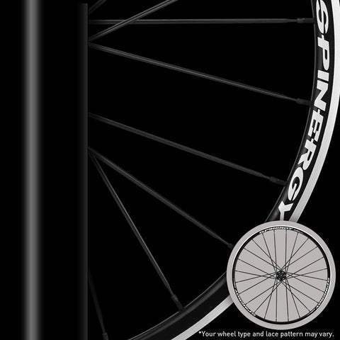 SPINERGY GX Alloy 700c Front Wheel for Gravel/CX Bikes - ZEITBIKE