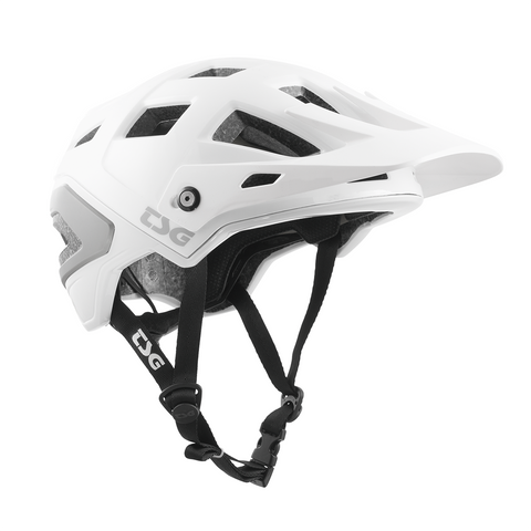 TSG - Helmet - Scope MIPS Solid Color - Gloss White - ZEITBIKE