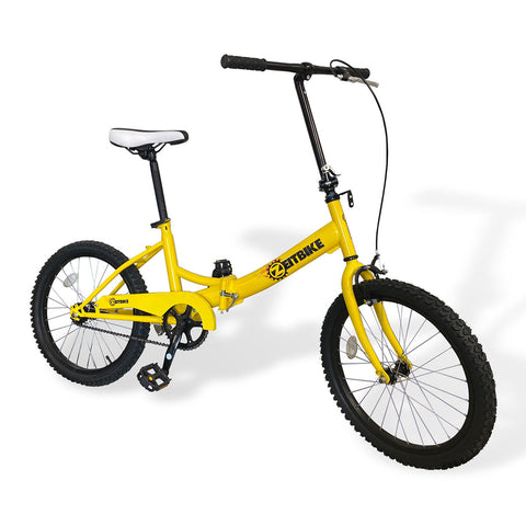 ZEITBIKE - Folding Bike - Yellow