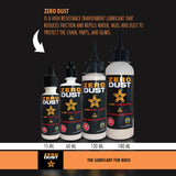 ZeroDust Chain Lube (60 ml - dosage for 2 bikes) - ZEITBIKE