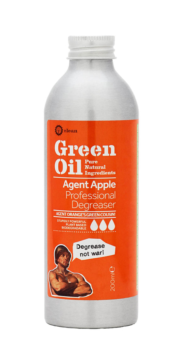 Green Oil - Agent Apple - 200ml - ZEITBIKE