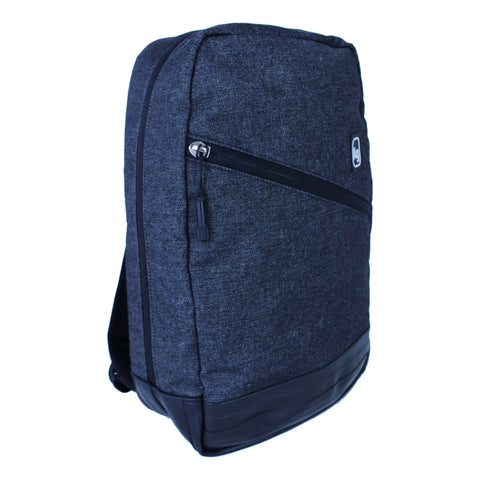 Alchemy Goods - Fremont Backpack - Denim - ZEITBIKE