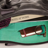 Alchemy Goods - Rainier Shoulder Bag - Turquoise - ZEITBIKE