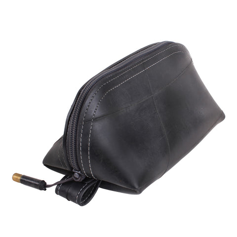 Alchemy Goods - Whittier Wedge Pouch - Black/Coal - ZEITBIKE