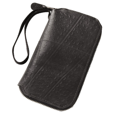 Alchemy Goods - Faunterloy Zip Wallet - Grey - ZEITBIKE