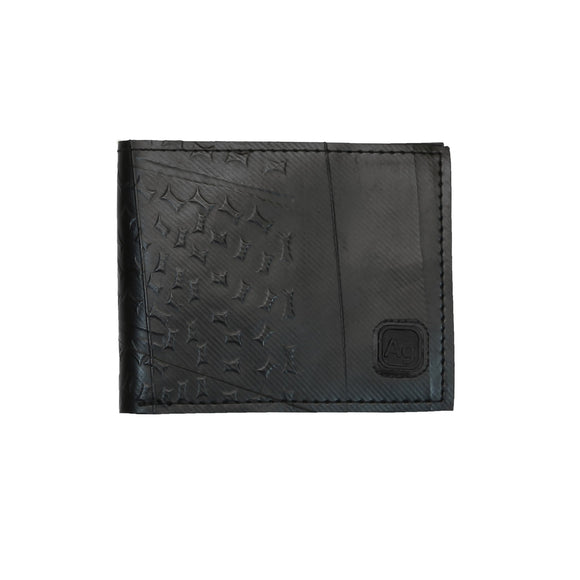 Alchemy Goods - Jackson Wallet - Black - ZEITBIKE