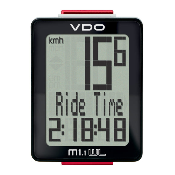 VDO Bicycle Computer M1.1 (Wireless) - ZEITBIKE