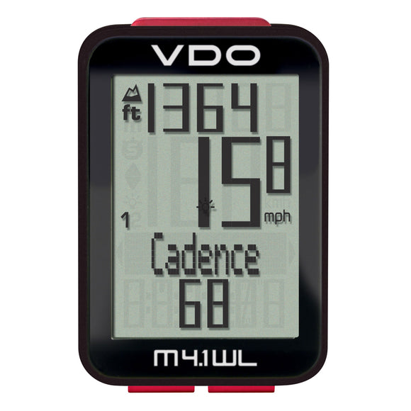 VDO Bicycle Computer M4.1 (Wireless)