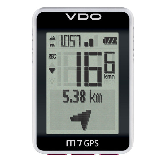VDO Bicycle Computer M7 (Wireless) - ZEITBIKE