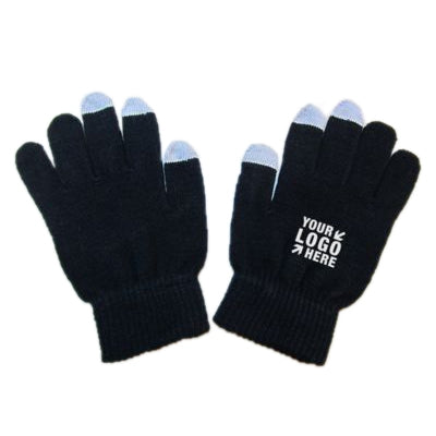 Custom - Conductive Touch Screen Running Gloves (starting at 500 pcs) - ZEITBIKE