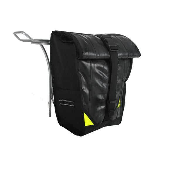 Green Guru - High Roller Backpack & Pannier - ZEITBIKE