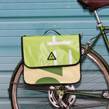 Green Guru - Double Dutch Dual Pannier - ZEITBIKE