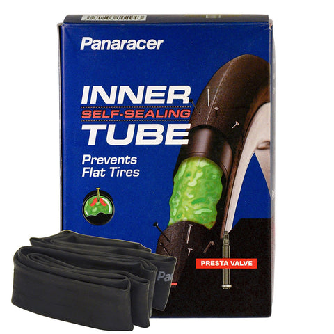 Panaracer - Self-Sealing Bicycle Tube - Presta (French) Valve - ZEITBIKE