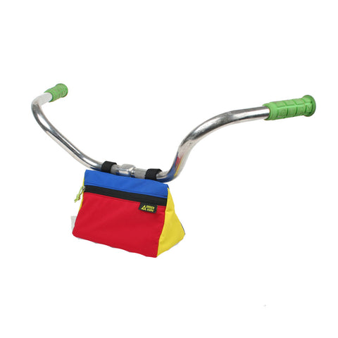 Green Guru - Wedgie Handlebar Bag - Multi-color - ZEITBIKE