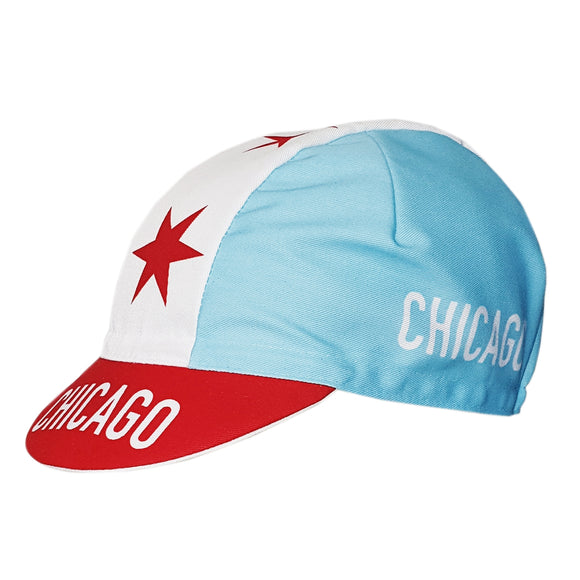 ZEITBIKE - Chicago Cycling Cap