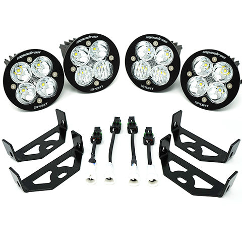 YXZ Lights, Mounts and Accessories