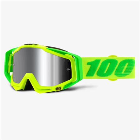 100% Racecraft Plus Sour Soul Goggle