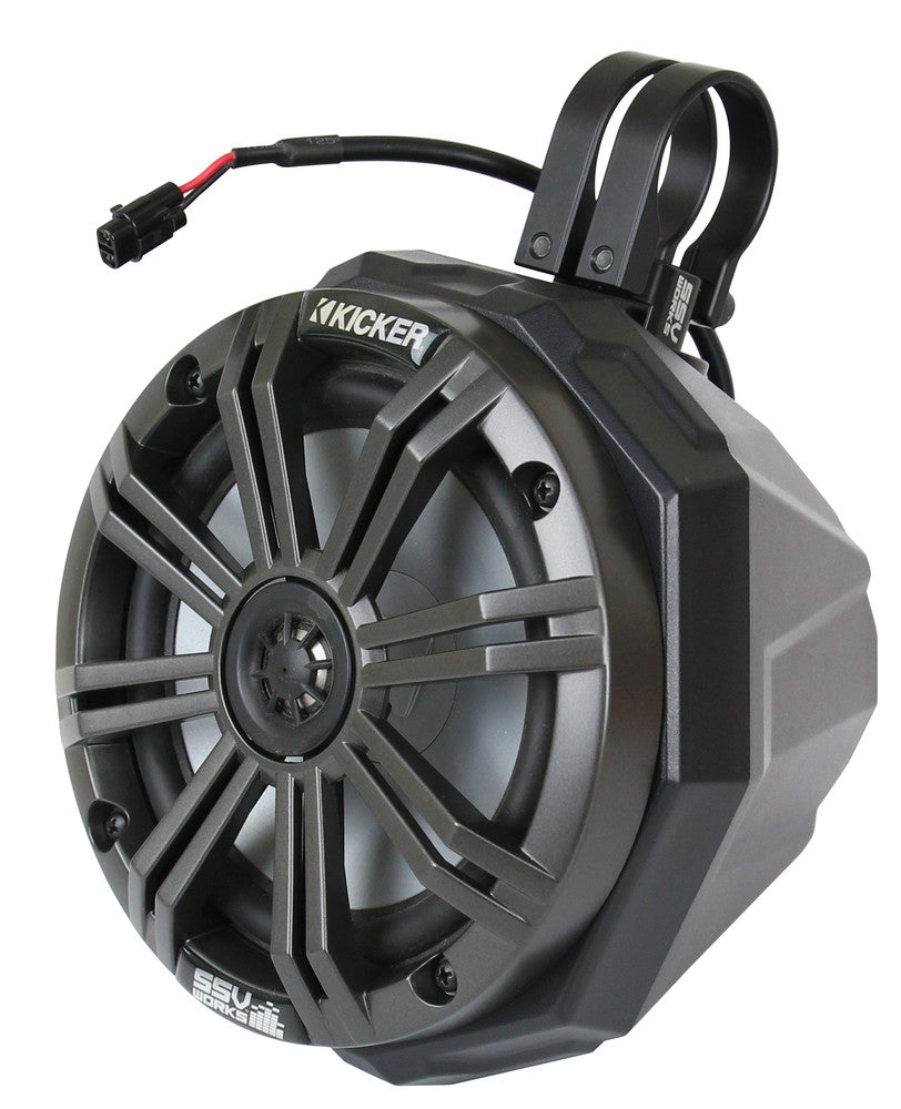 "SSV WORKS CAGE MOUNT POD SPEAKER 1.85"" KICKER"