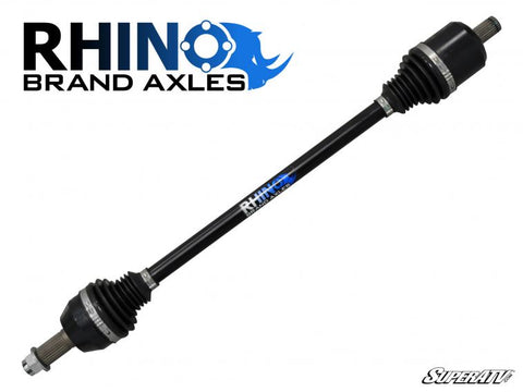 Polaris RZR XP Turbo Axles - Stock Length - Rhino Brand Heavy Duty