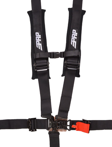 PRP 5.2 Harness - Black