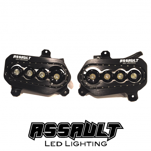 Polaris RZR 800 / XP900 Replacement LED Headlights