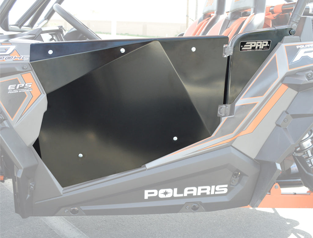 PRP Black Polaris RZR 2 Door Set