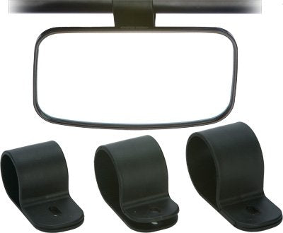 OPEN TRAIL SIDE/INTERIOR MIRROR 4.5X8 INWITH 1.5, 1.75, 2 INCH CLAMP