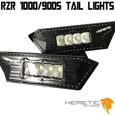 Heretic Billet LED TAIL LIGHTS XP1000 AND 900S