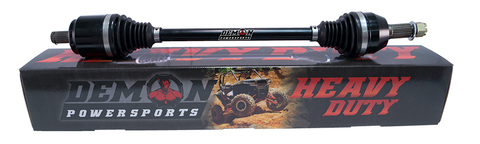 Demon Heavy Duty Polaris RZR 1000 & Turbo Stock Axles