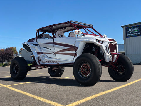 Superior Motorsports 2019 Polaris Turbo S Custom Build