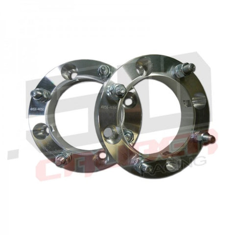 Polaris Wheel Spacers 4x156 1.5 inch - 12x1.5 Studs