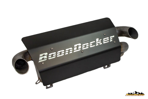 BOONDOCKER DOUBLE DOWN MUFFLER