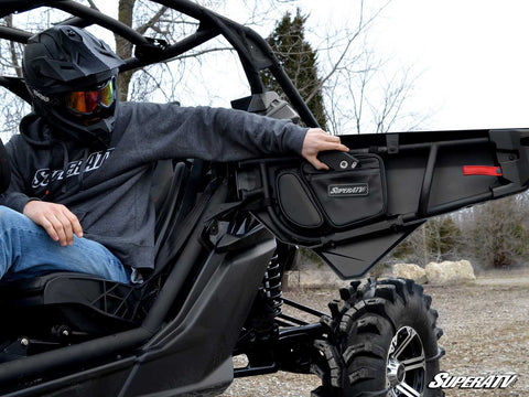 Can-Am Maverick X3 Door Bags
