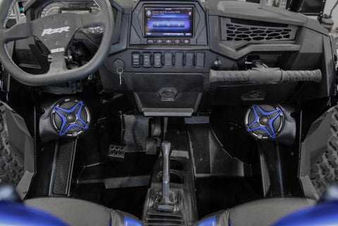 POLARIS RZR XP TURBO S COMPLETE SSV WORKS 2 SPEAKER PLUG-AND-PLAY SYSTEM